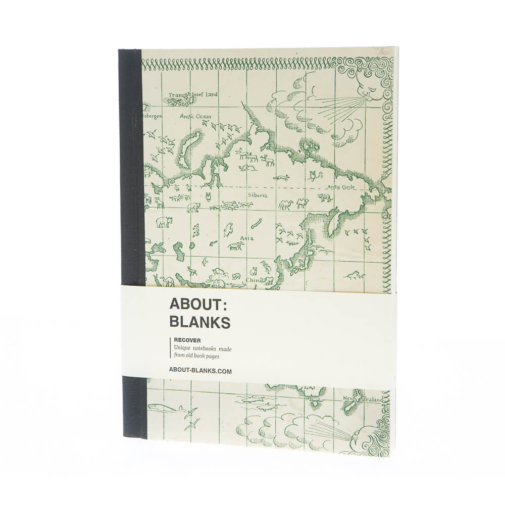 Siberia notitieboek (a5)