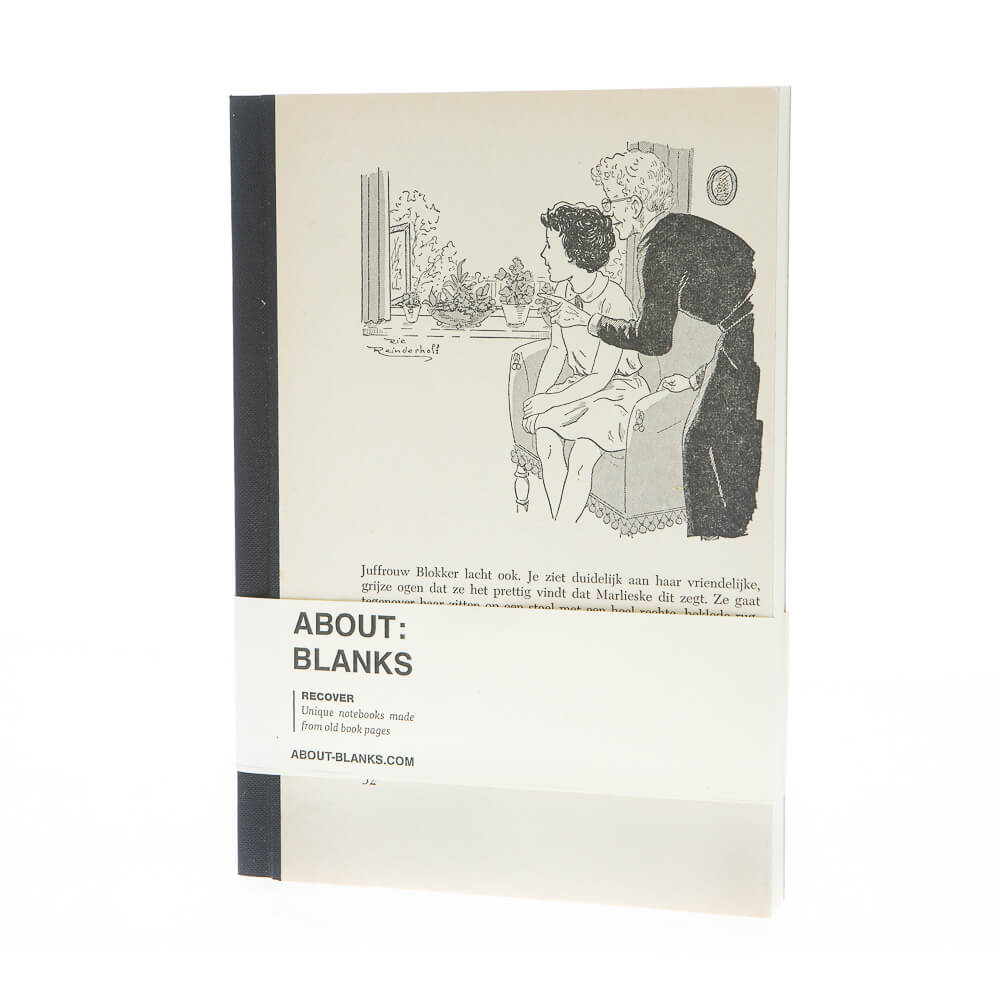 Oma notitieboek (A5)