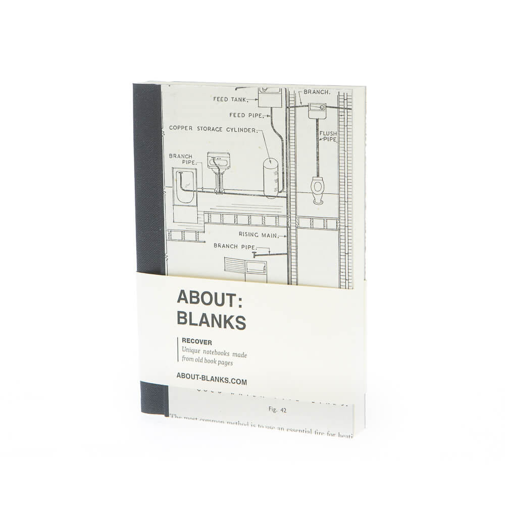 Toilet notebook (a6)