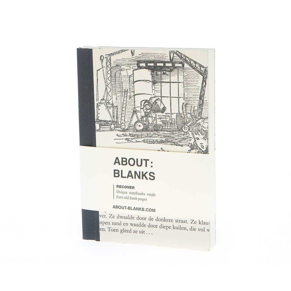 Construction notebook (a6)