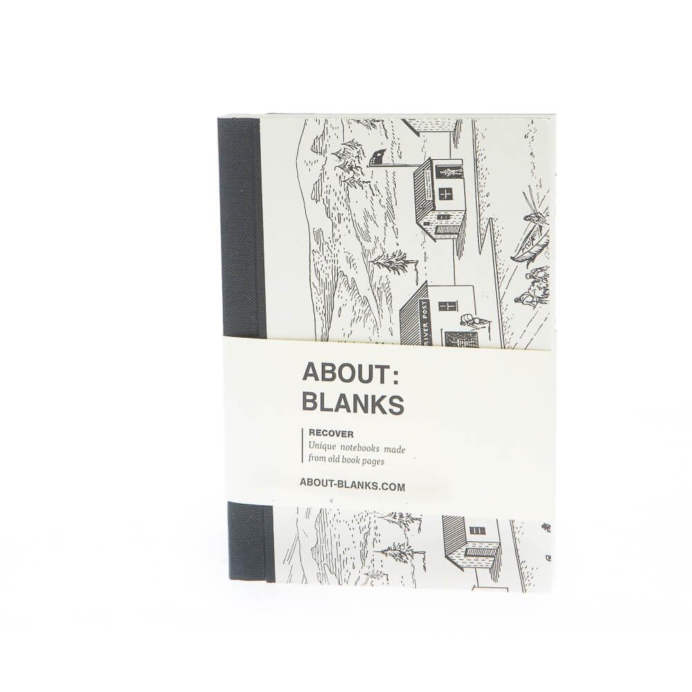 Kamp notitieboek (A6)