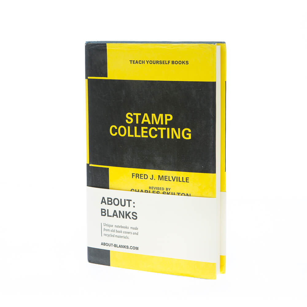 Stamp notebook