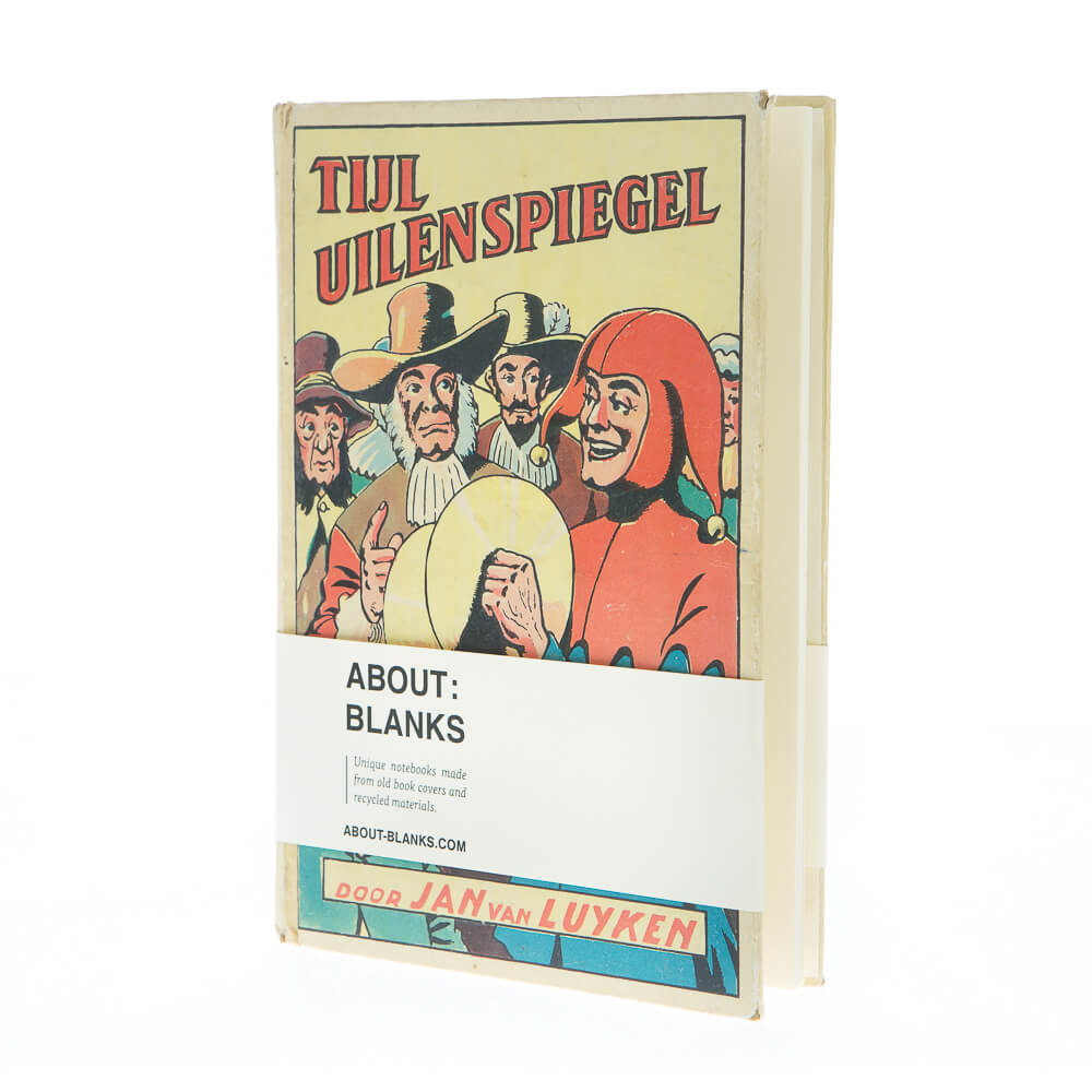 Uilenspiegel notebook