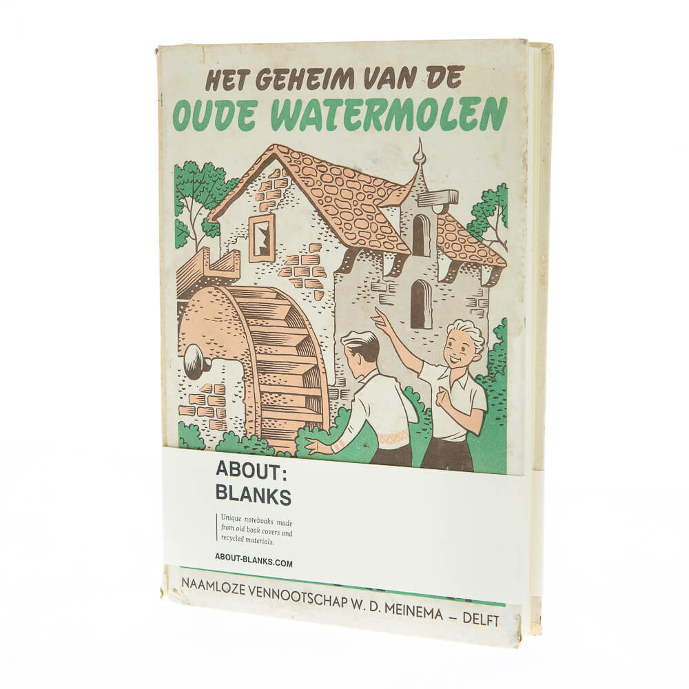 Water mill notebook