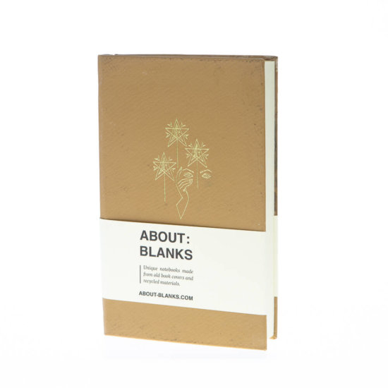 About Blanks notebook