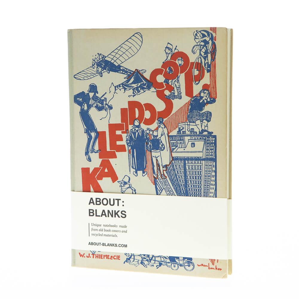 Kaleidoscoop notebook