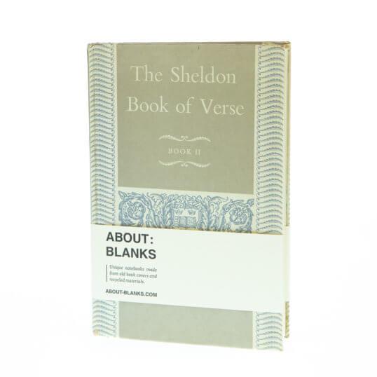 Sheldon book of verse notebook