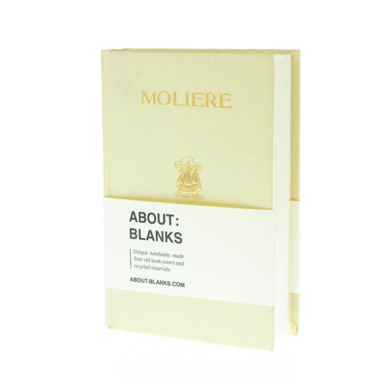 Molliere notebook