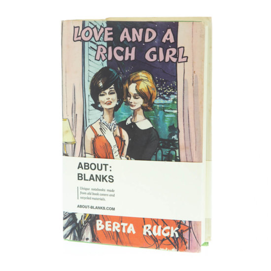 Rich girl notebook