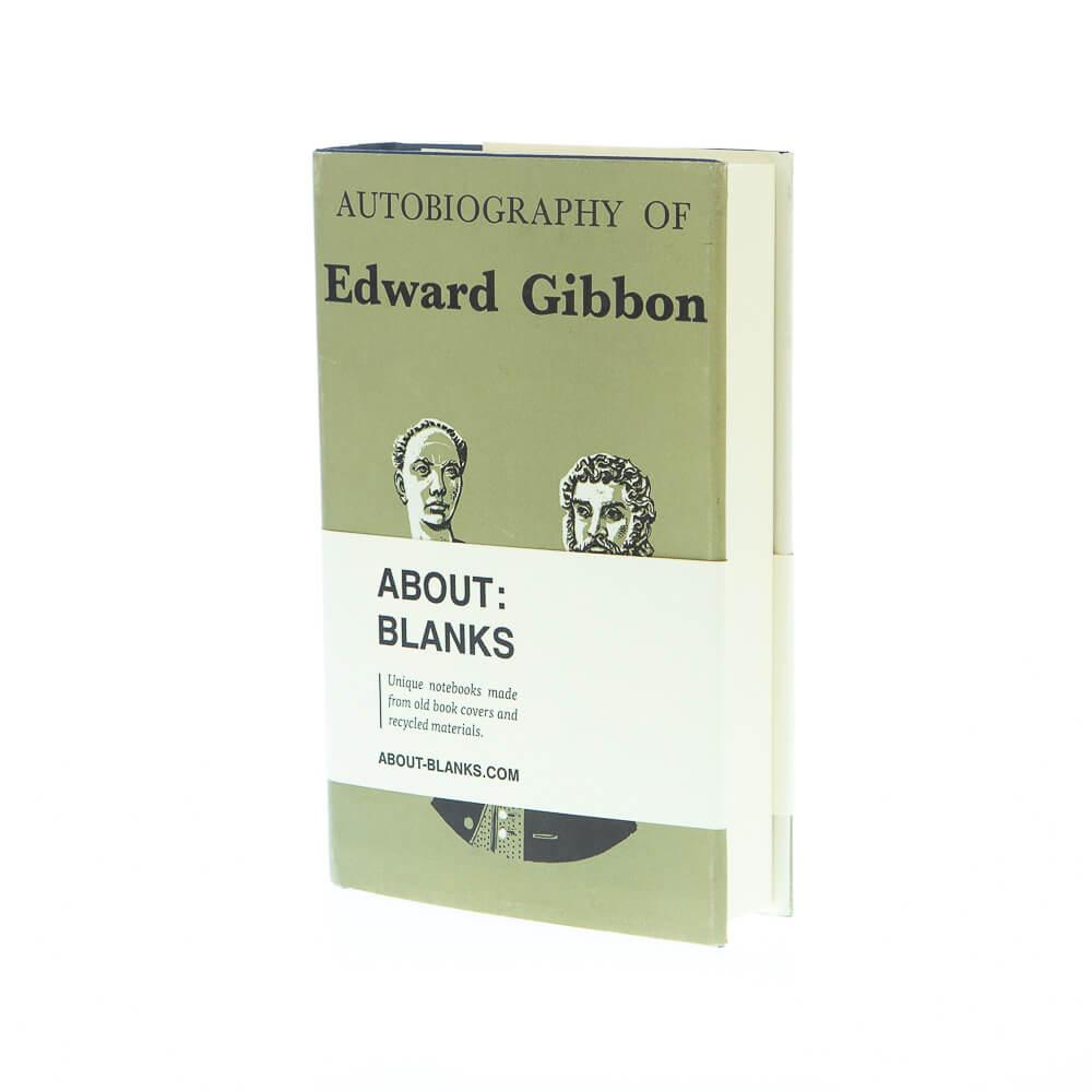 Gibbon notitieboek
