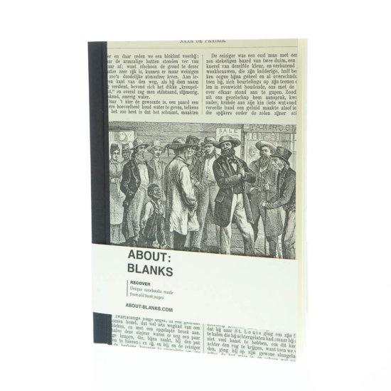 Bar room notebook (a5)