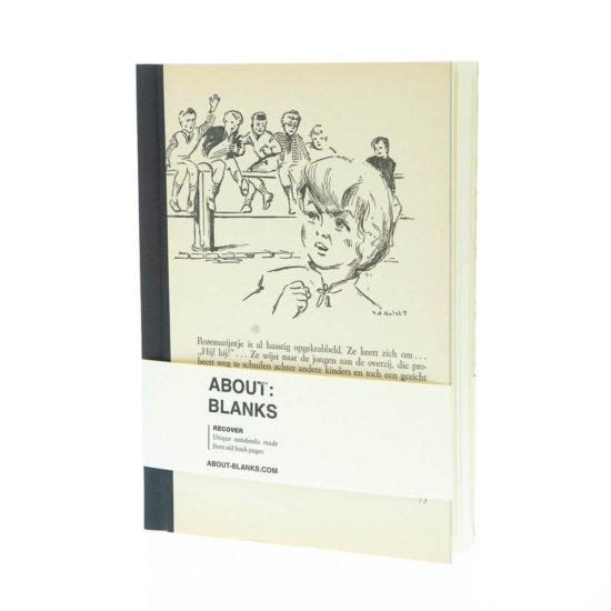 Rozemarijntje notebook (a5)