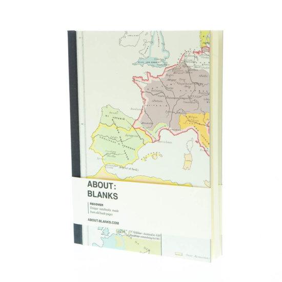 Spain notebook (a5)