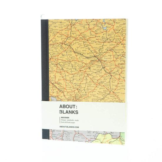 Poland notebook (a5)