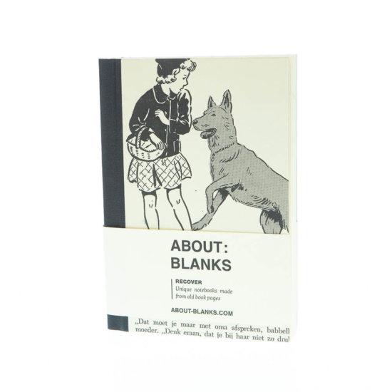 Big dog notebook (a6)