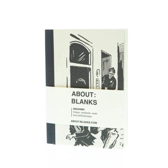 School-marm notebook (a6)