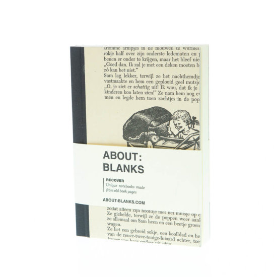 Stroller notebook (a6)