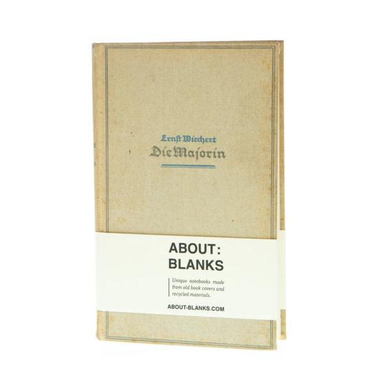 Majorin notitieboek