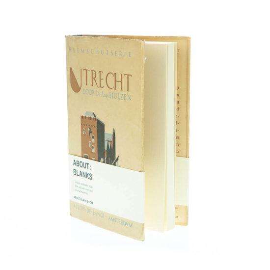 Utrecht notebook open
