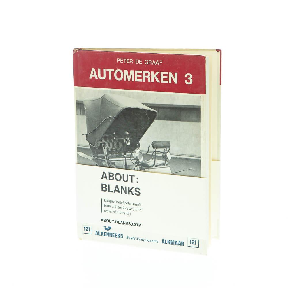 Car brand notebook