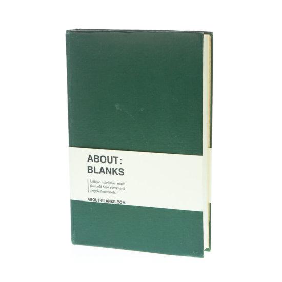 Gaslight notebook