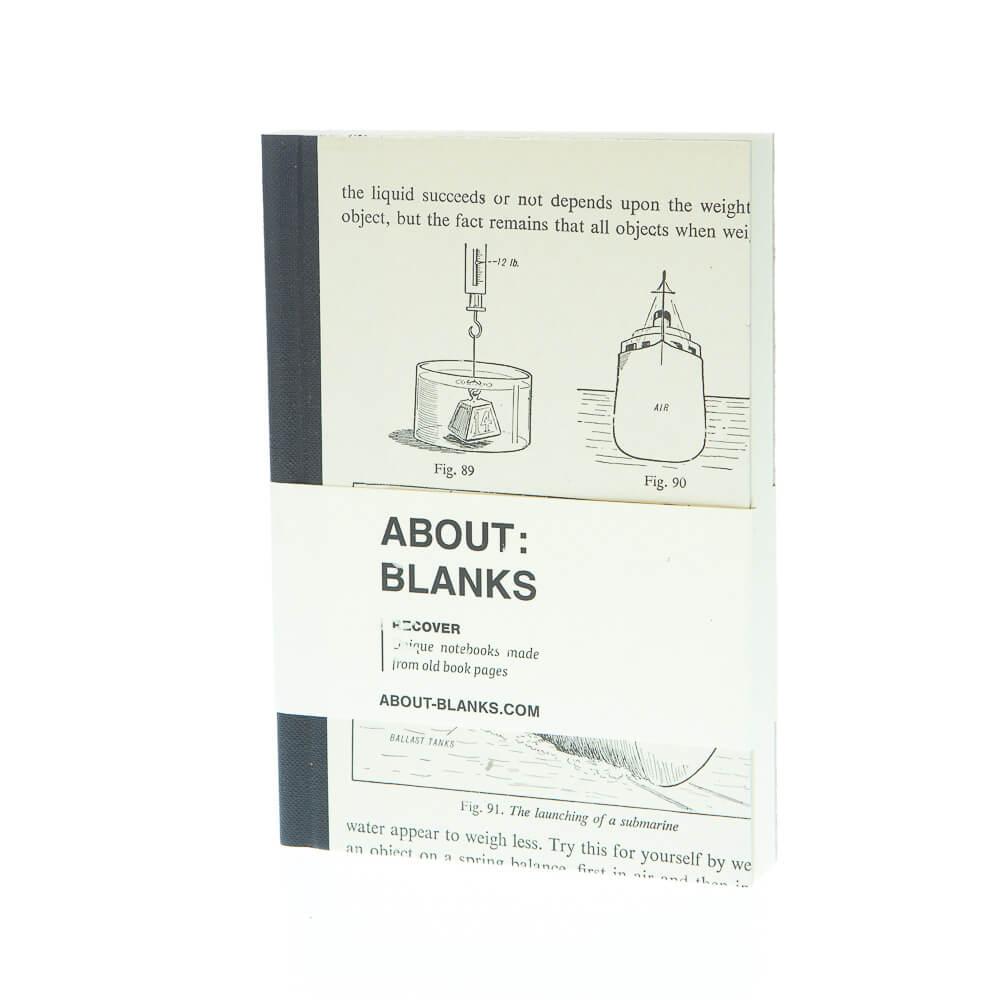 Onderzee notitieboek (a6)