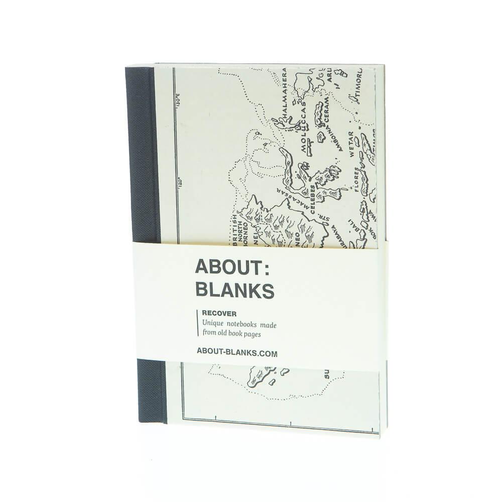 Borneo notitieboek (a6)