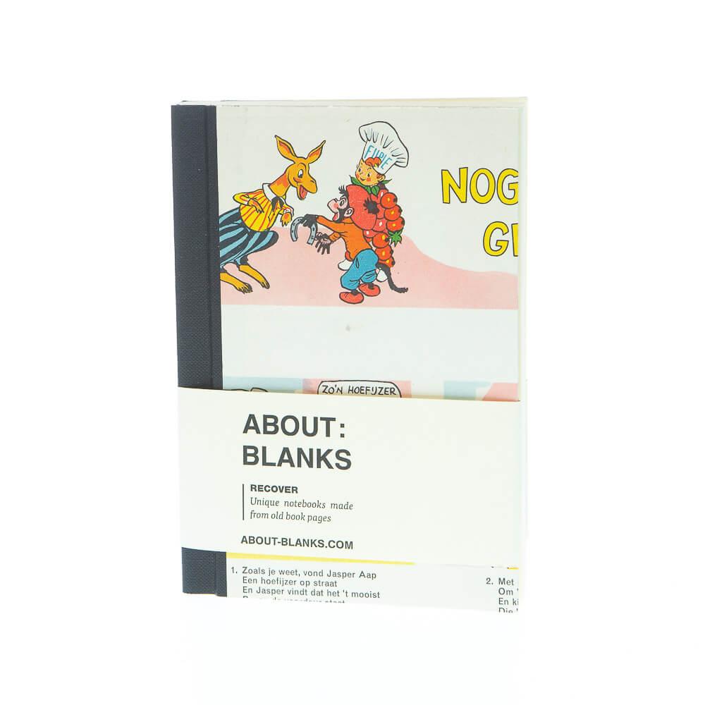 Flip notitieboek (a6)