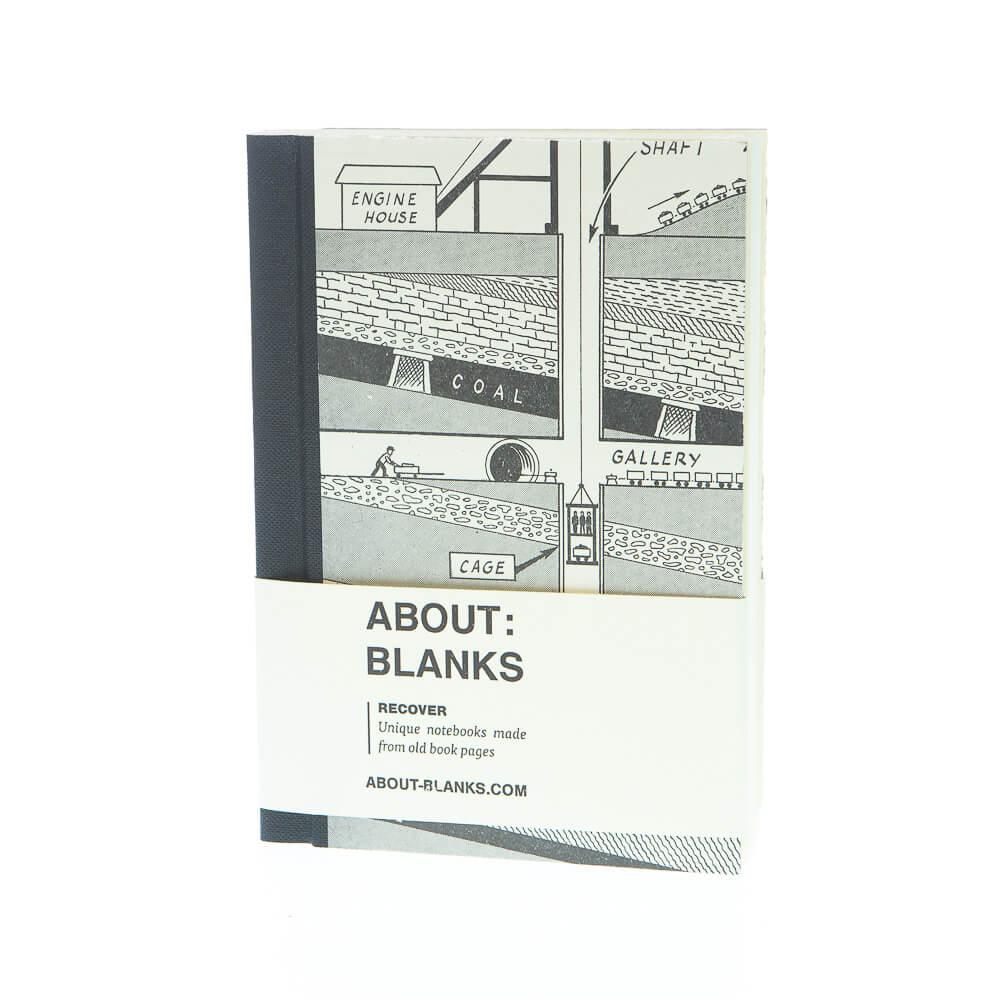 Mine notebook (a6)