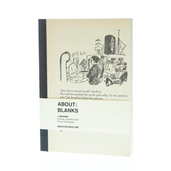 Big ship notebook