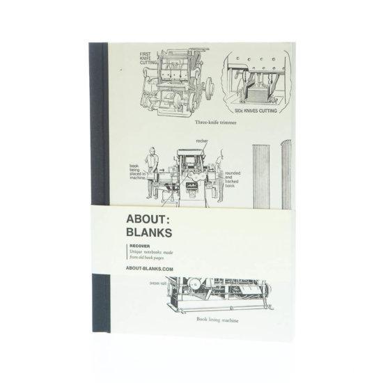 Book binding notebook