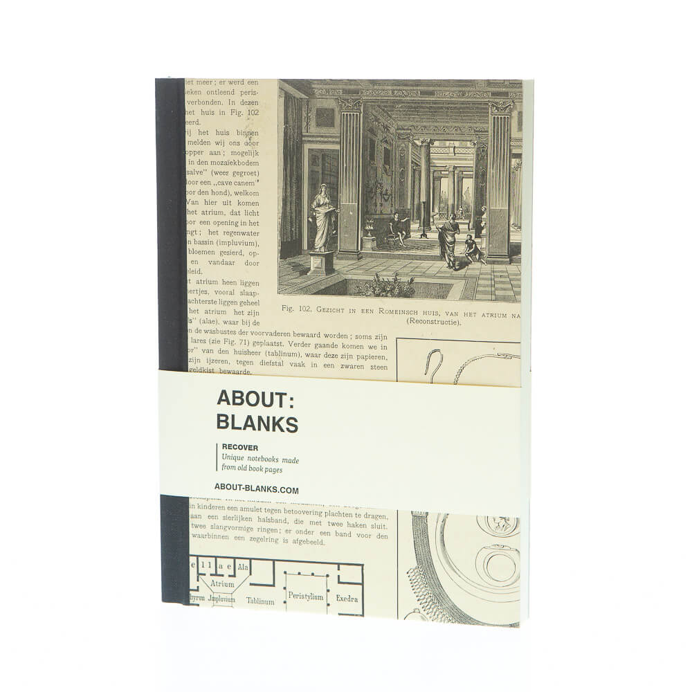 Roman notitieboek (a5)