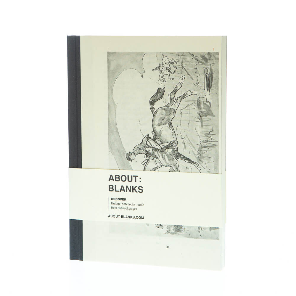 Jockey notitieboek (a5)