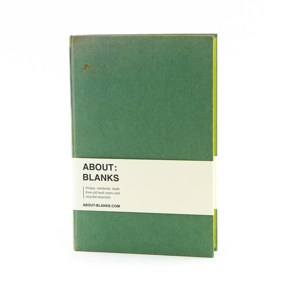 Frog notebook