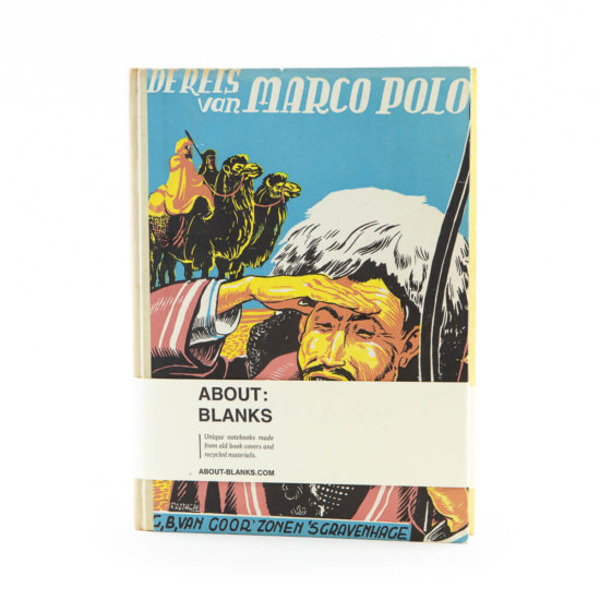Marco Polo notebook