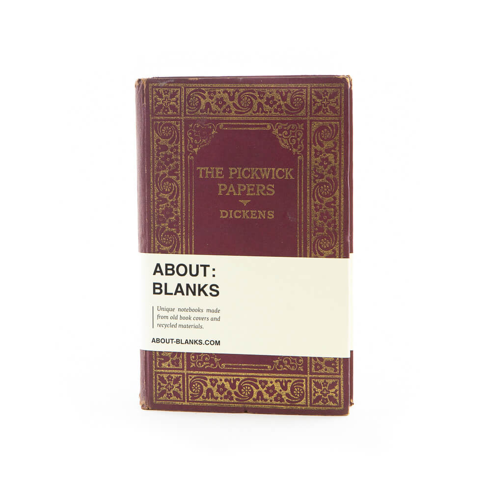 Pickwick notebook