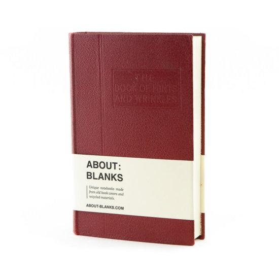Wrinkle notebook