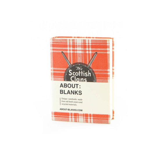 Scotch notebook