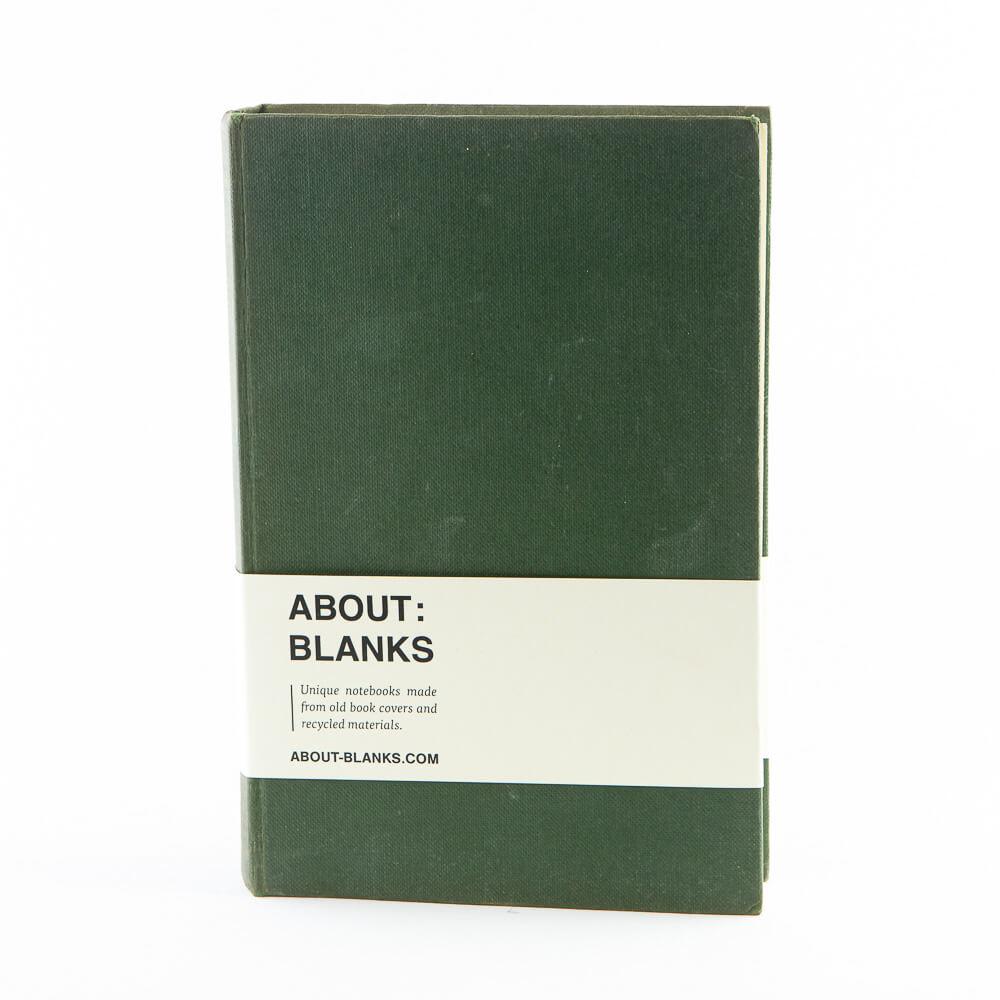 Green notebook
