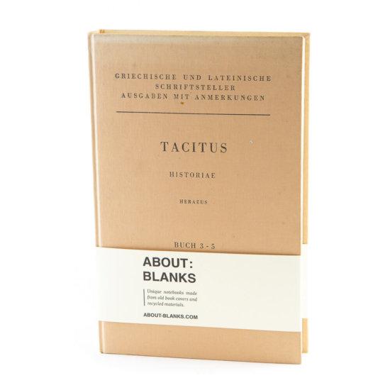 Tacitus notebook