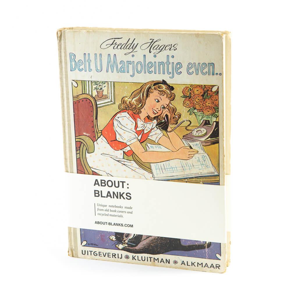 Marjolein notebook