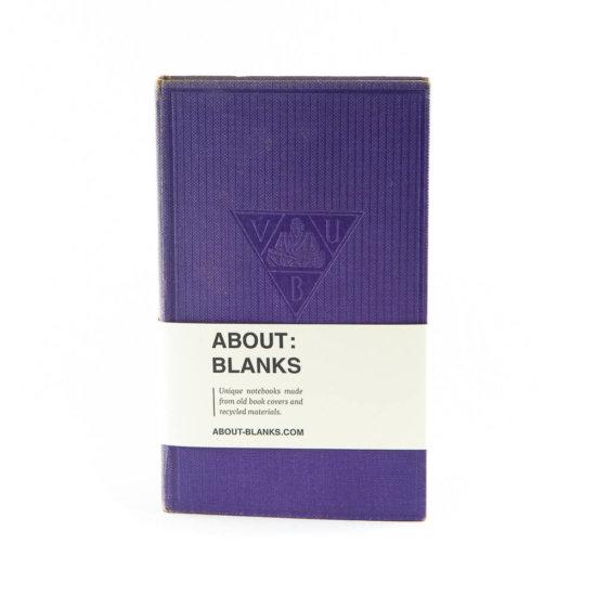 Purple rain notebook