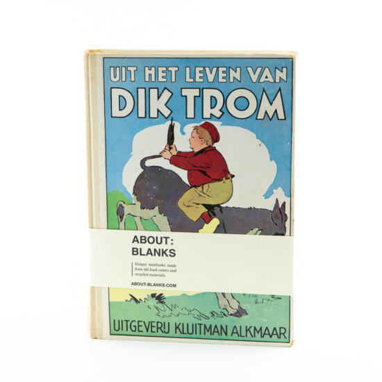 Dik trom notebook