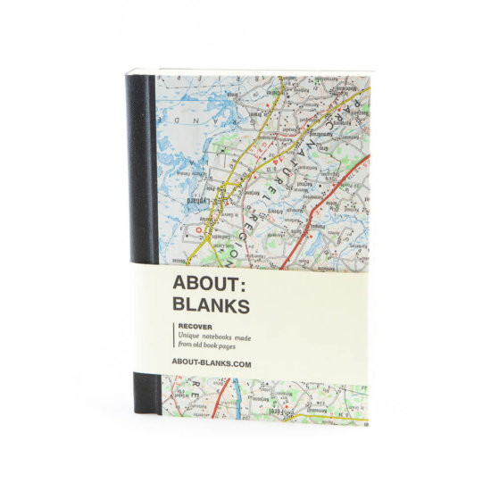 map notebook a6