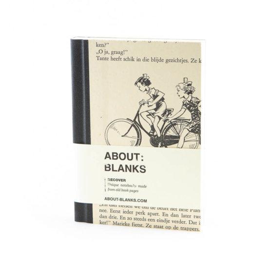 Bike notebook (a6)
