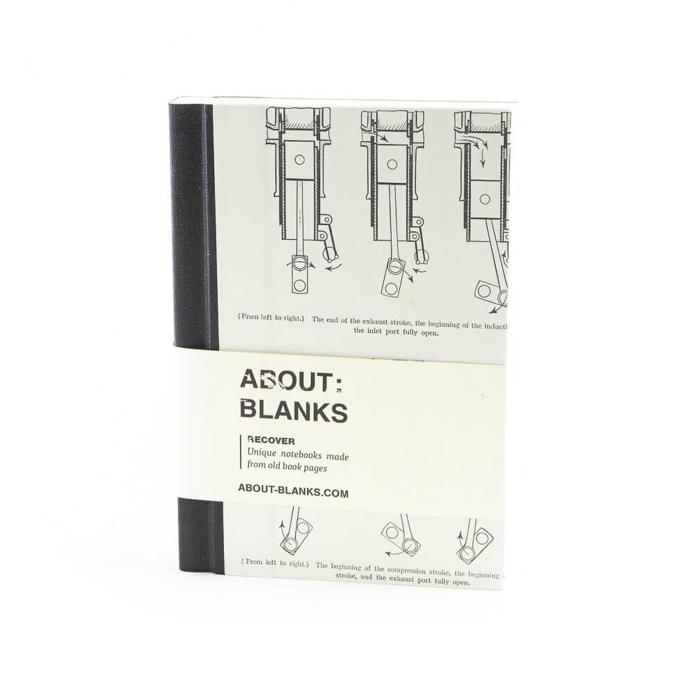 Exhaust notebook (a6)