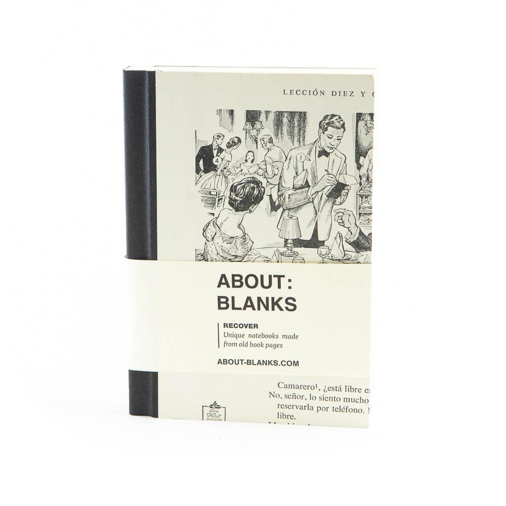 Camarero notebook (a6)