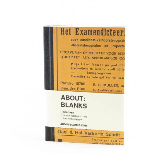Exams notebook (a6)