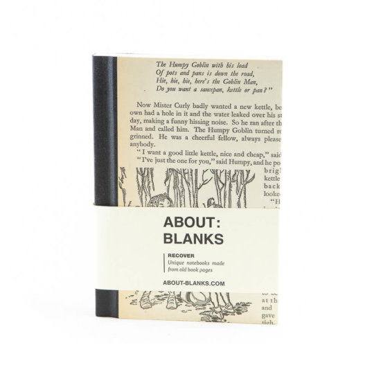 Goblin notebook (a6)