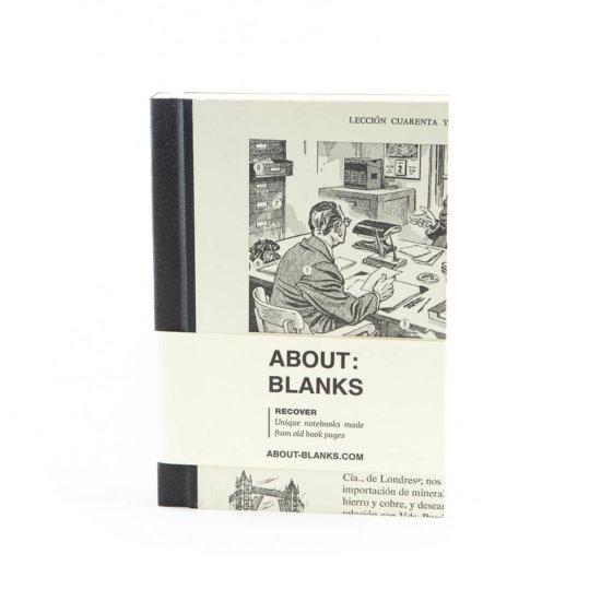 Londres notebook (a6)